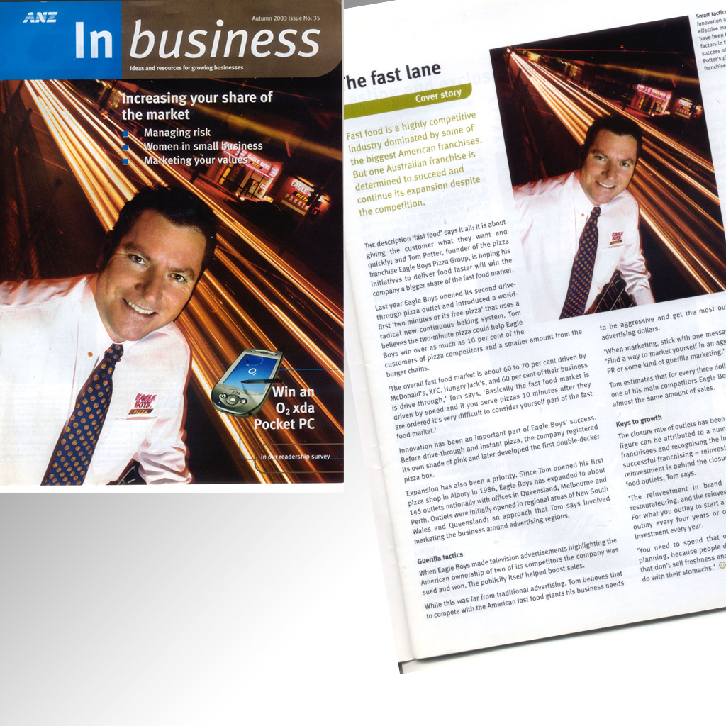 TP Another spread